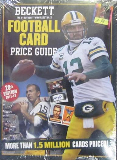 PDF Download Beckett Football Card Price Guide 33 Free