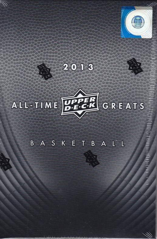 2013 UD All-Time Greats BK