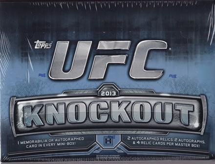 13 UFC Knockout