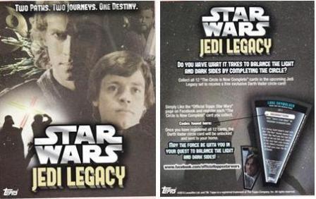 Star Wars Jedi Promo