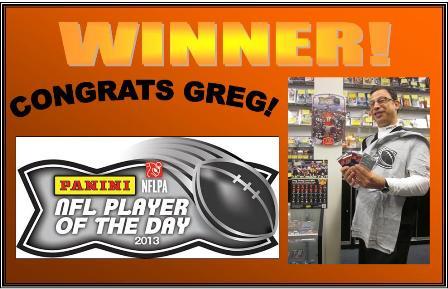 Week 1 POD Winner-Greg