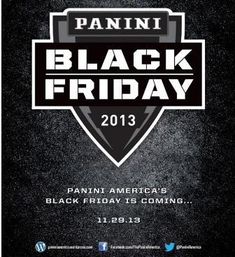 2013 Panini Black Friday