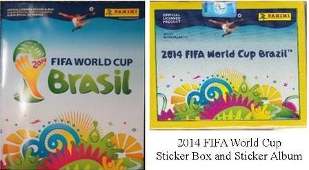 14 Fifa WC Box