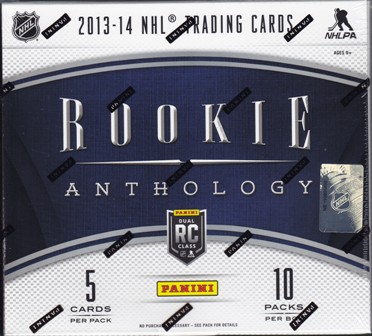 13-14 Panini RC Anthology