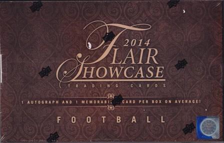 14 Flair Showcase Fb