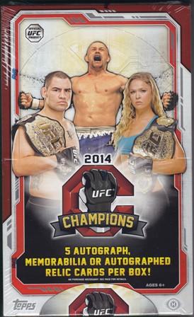 14 T UFC Champions