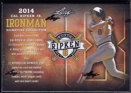 14 L Ripken Collection