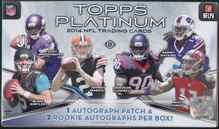 14 T Platinum Fb