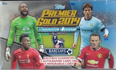 14 T Premier Gold Soccer