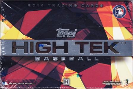 14 Topps High Tek Bb