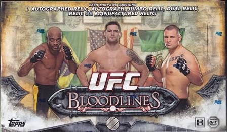 14 UFC Bloodlines