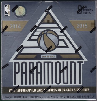 14-15 Paramount Bk