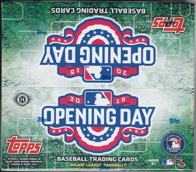 15 T Opening Day Bb