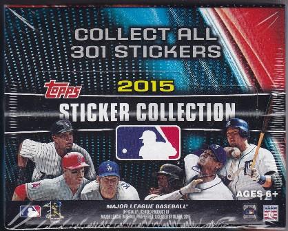 15 T Stickers Bb