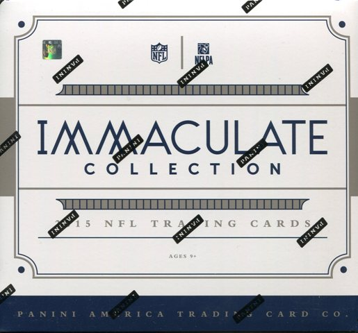 15 IMMACULATE FB