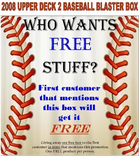FREE STUFF PROMO Who wants FREE stuff?