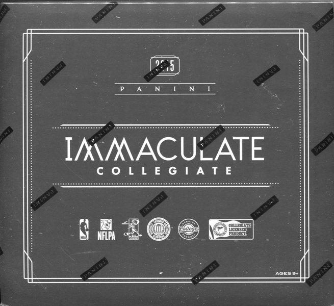 15 Immaculate Collegiate Box