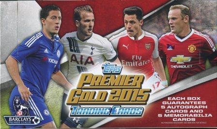 15 T Premier Gold  Soccer