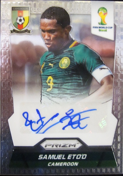 Greg Perry-14 Prizm-Eto'o