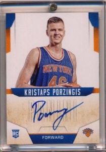 Kristaps Porzigis 210x300 4 GREAT hits pulled by Janie!