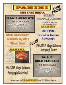 8-5-17 Case Break